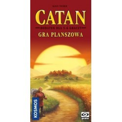 Catan - 5/6 graczy