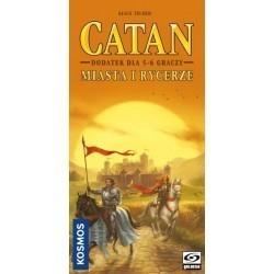 Catan Miasta i Rycerze -...
