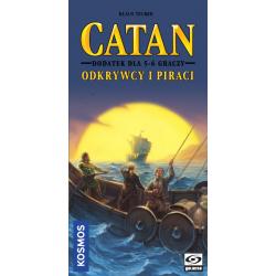 Catan Odkrywcy i Piraci -...