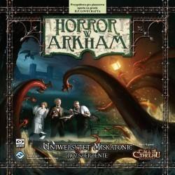 Horror w Arkham Uniwersytet...