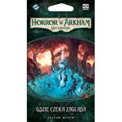 Horror w Arkham LCG Gdzie...