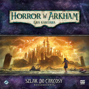 Horror w Arkham LCG Szlak do Carcosy