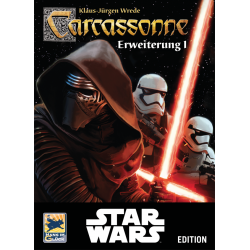 Carcassonne Star Wars -...
