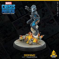 Marvel Crisis Protocol: Domino & Cable (przedsprzedaż)