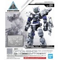 30mm 1/144 Option Armor for Commander Type (Alto Exclusive White)