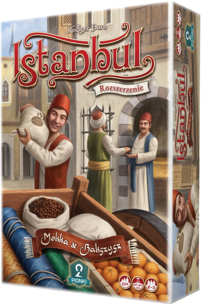 Istanbul Mokka i Bakszysz
