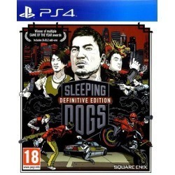 Sleeping Dogs Definitive...