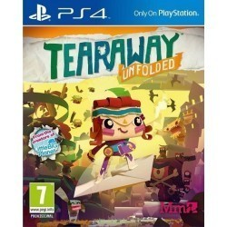Tearaway Unfolded PL PS4...