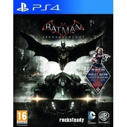 Batman Arkham Knight PL PS4...