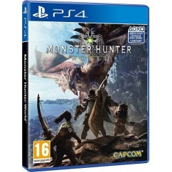 Monster Hunter World PL PS4