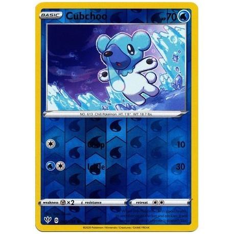 Cubchoo (DA48/189) [EX/RH]