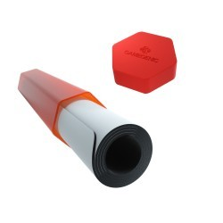 Gamegenic: Playmat Tube - Czerwona