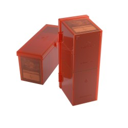 Gamegenic: Pudełko Fourtress 320+ - Czerwone