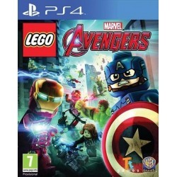 LEGO Marvel Avengers PL PS4