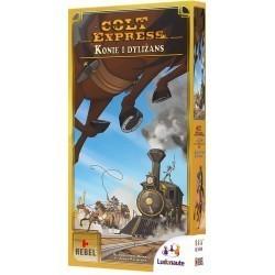 Colt Express Konie i Dyliżans
