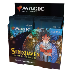 Magic The Gathering Strixhaven Collector Booster Display (12) (przedsprzedaż)