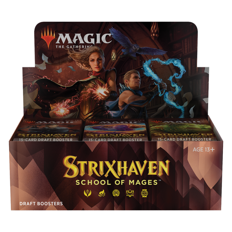 Magic The Gathering Strixhaven Draft Booster Display (36) (przedsprzedaż)