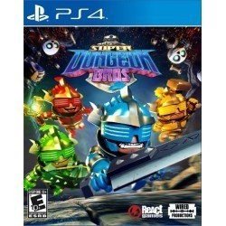 Super Dungeon Bros PL PS4...