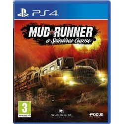 Spintires MudRunner PS4...