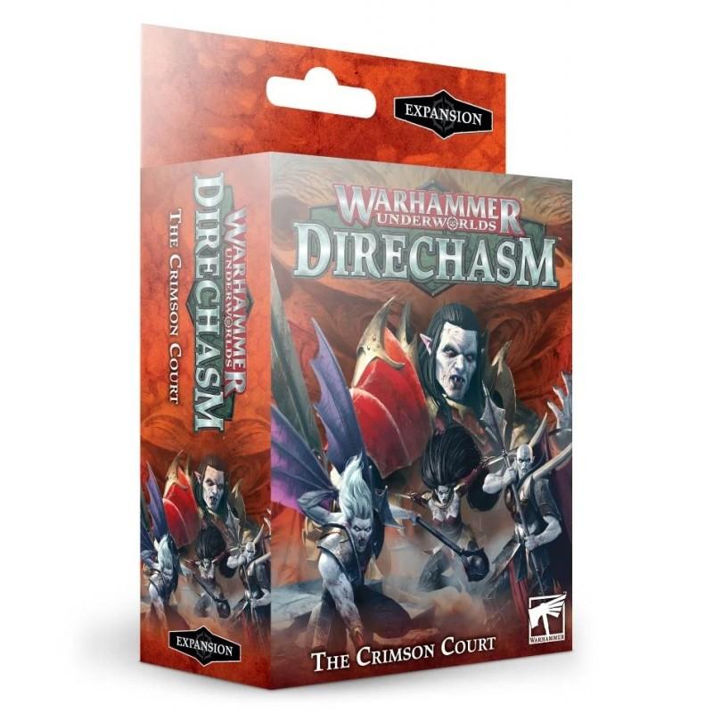 Warhammer Underworlds: The Crimson Court
