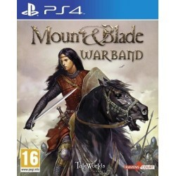 Mount & Blade Warband PS4...