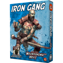 Neuroshima HEX! 3.0: Iron Gang