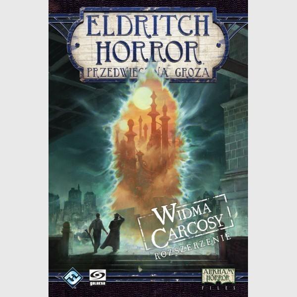 Eldritch Horror Widma Carcosy