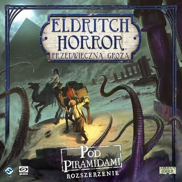 Eldritch Horror Pod Piramidami