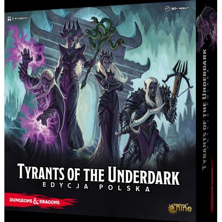 Dungeons & Dragons: Tyrants of the Underdark (edycja polska) (przedsprzedaż)