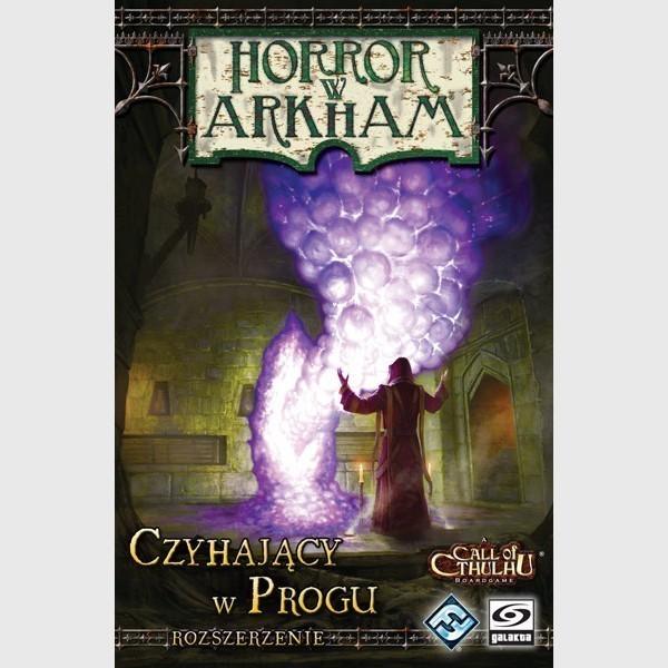 Horror w Arkham Czyhający w Progu