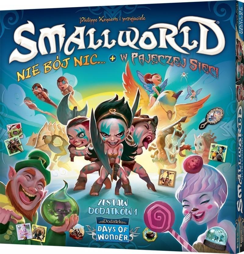 Small World Nie bój nic + W Pajęczej Sieci