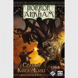 Horror w Arkham Czarna Koza...
