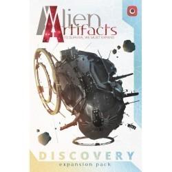 Artefakty Obcych Odkrycia