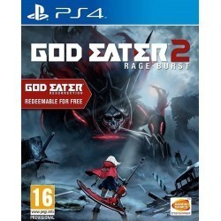 God Eater 2 Rage Burst PS4...