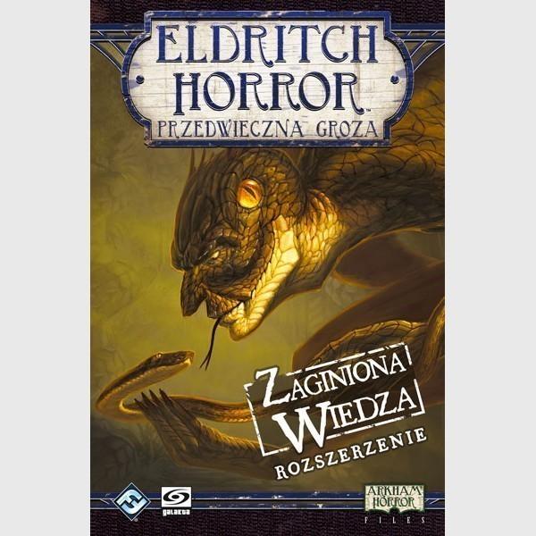 Eldritch Horror Zaginiona Wiedza