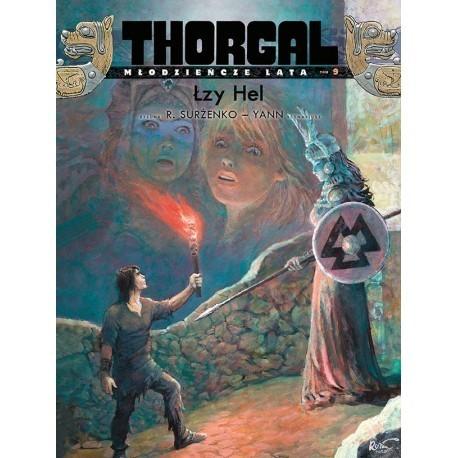 Thorgal Młodzieńcze Lata - Łzy Hel (tom 9)