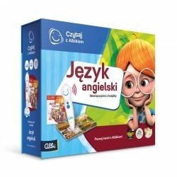 Czytaj z Albikiem - Język Angielski (zestaw z Albikiem)
