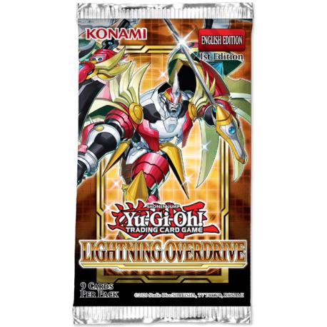 Yu-Gi-Oh! Lightning Overdrive - Booster