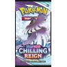 Pokemon TCG: Chilling Reign Booster (przedsprzedaż)