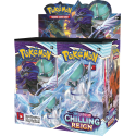 Pokemon TCG: Chilling Reign Booster Box (36)