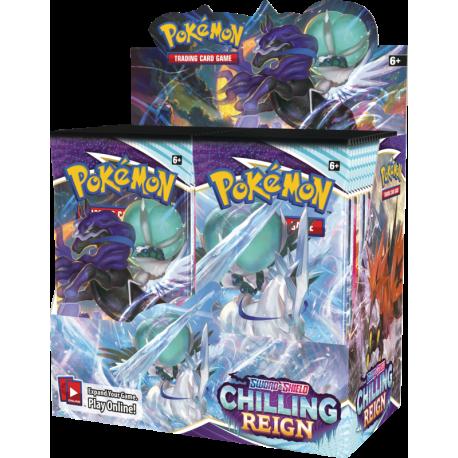 Pokemon TCG: Chilling Reign Booster Box (36) (przedsprzedaż)