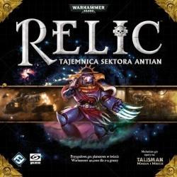 Relic Tajemnica Sektora Antian