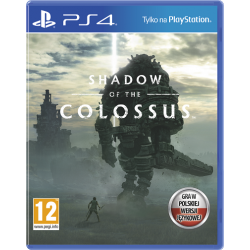 Shadow Of The Colossus PL...