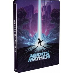 Agents of Mayhem Steelbook...