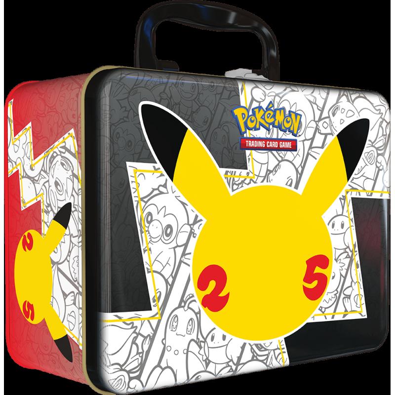 Pokemon TCG: Celebrations Collector Chest (przedsprzedaż)