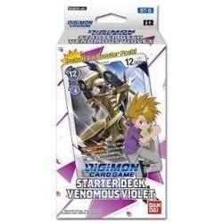 Digimon CG: Starter Deck Venomous Violet