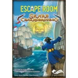 Escape Room Skarb Czarnobrodego (przedsprzedaż)