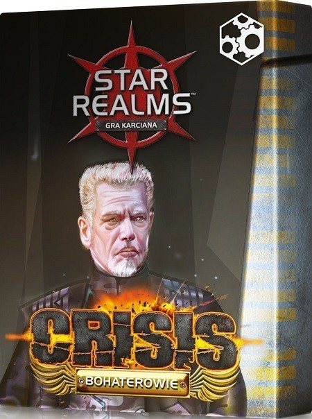 Star Realms Crisis - Bohaterowie