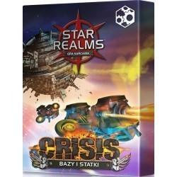 Star Realms Crisis - Bazy i...