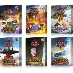 Star Realms Pakiet Gambit i...